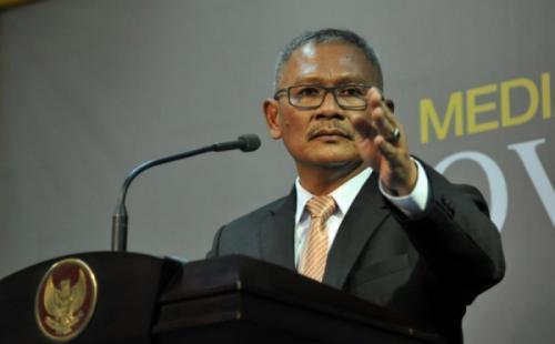 Jubir Korona, Achmad Yurianto. (Foto: Setkab)