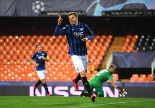 Josip Ilicic mencetak lima gol buat Atalanta (Foto: UEFA)