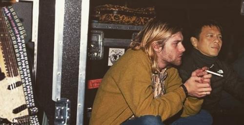 Ariel NOAH dan Kurt Cobain