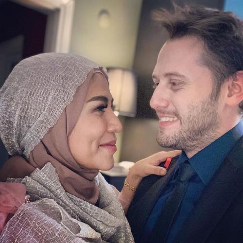Cinta Penelope dan suami. (Foto: Instagram/@tahaarikan)
