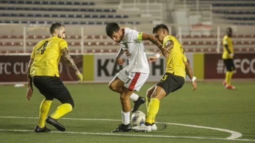 Bali United dipermalukan Ceres Negros 0-4 (Foto: Bali United)
