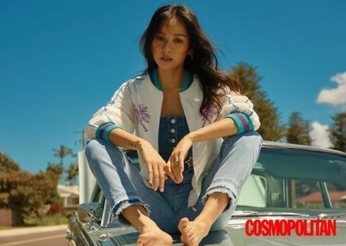 Lee Hyori. (Foto: Cosmopolitan)