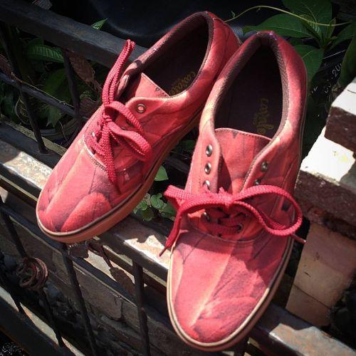 sepatu ceker