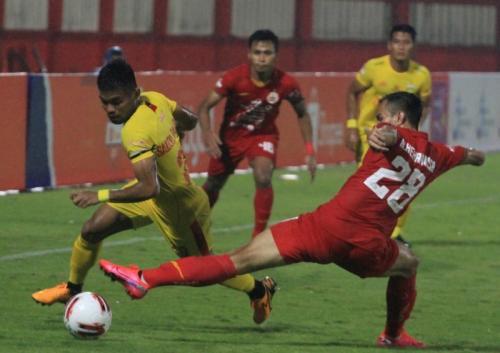 Bhayangkara FC vs Persija Jakarta berakhir 2-2 (Foto: Bhayangkara FC)