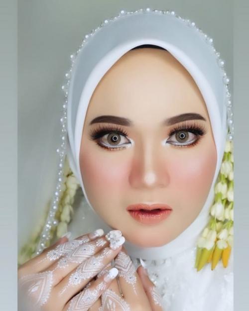 Anisa Rahman menikah. (Foto: Instagram/@anisarahmaan)
