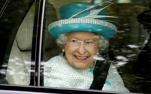Ratu Elizabeth.