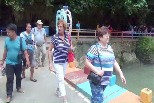 Turis asing tak takut Corona