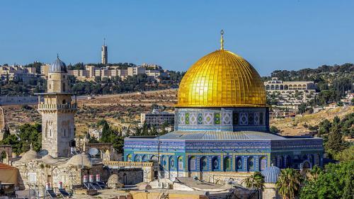 Masjid Al Aqsa. (Foto: Istimewa)