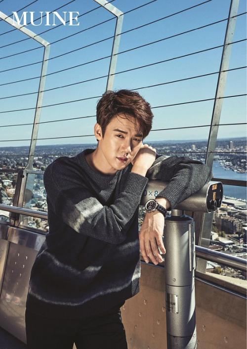 Yoo Yeon Seok. (Foto: Muine)