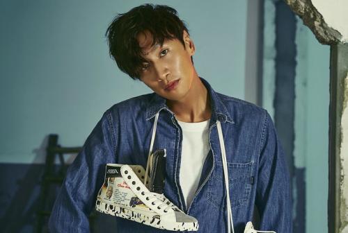 Lee Kwang Soo. (Foto: W Magazine)