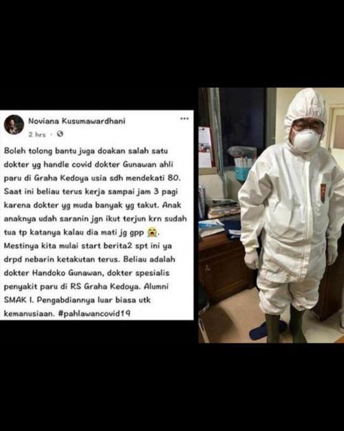 dr Handoko Gunawan