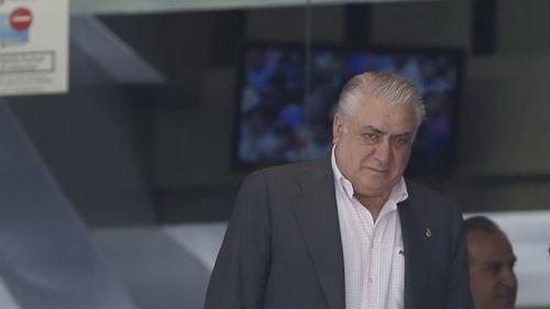 Mantan Presiden Madrid, Lorenzo Sanz