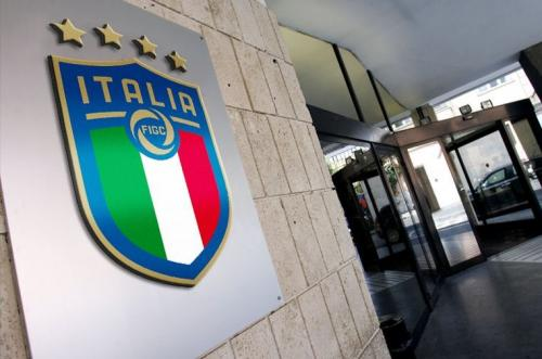 Logo Federasi Sepakbola Italia (Foto: FIGC)