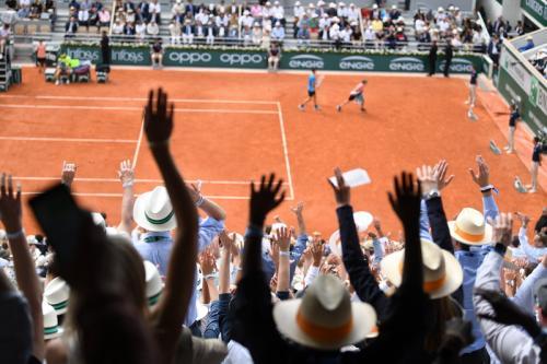 Prancis Open. (Foto: Twitter FFT)