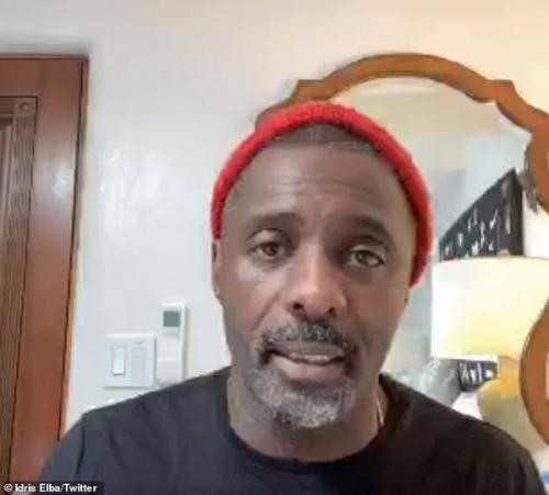 Idris Elba mengonfirmasi dirinya terinfeksi virus Corona