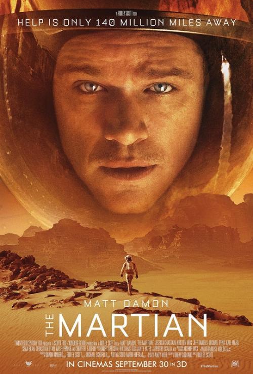The Martian (Foto: 20th Century Fox)