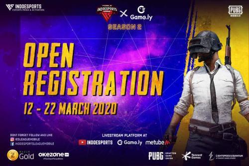 Musim kedua PUBG Mobile di Indoesports League Mobile segera dimulai.
