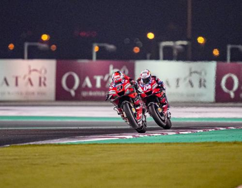 Pembalap Tim Ducati