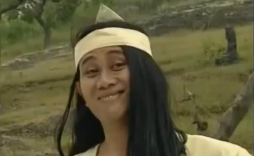 Abi Cancer sebagai Wiro Sableng
