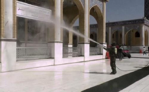Sterilisasi di berbagai masjid