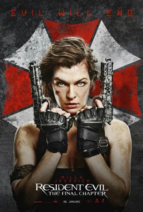 Resident Evil: The Final Chapter. (Foto: Sony Pictures)