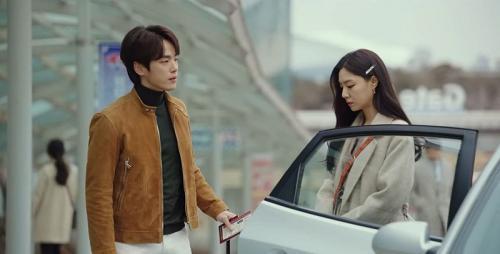Seo Ji Hye dan Kim Jung Hyun. (Foto: tvN)