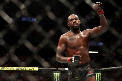Petarung UFC, Jon Jones