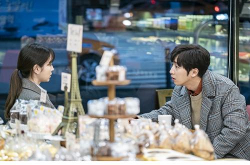 Lee Min Jung dan Lee Sang Yeob