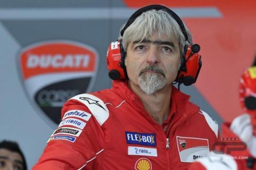 Manajer Umum Ducati Corse Luigi DallIgna