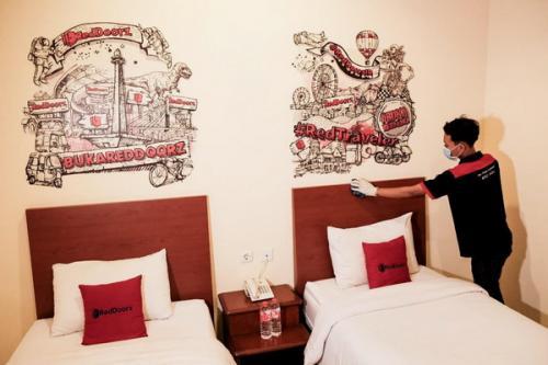 Fasilitas hotel untuk tenaga medis