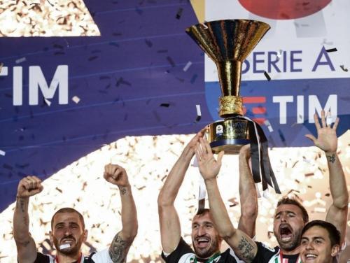 Juventus jadi referensi tim lain (Foto: Forza Italian Football)