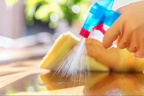 Anda perlu memastikan barang-barang yang Anda terima terjaga kebersihannya.