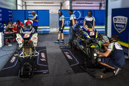 Anggaran terbesar habis untuk menyewa dua sepeda motor (Foto: MotoGP)