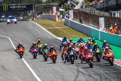 MotoGP Catalunya 2020 ditunda (Foto: MotoGP)