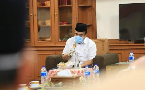 Menag Fachrul Razi. (Foto: Humas Kemang RI)