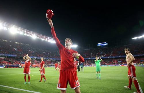 Thomas Muller (Foto: Reuters/Sergio Perez)