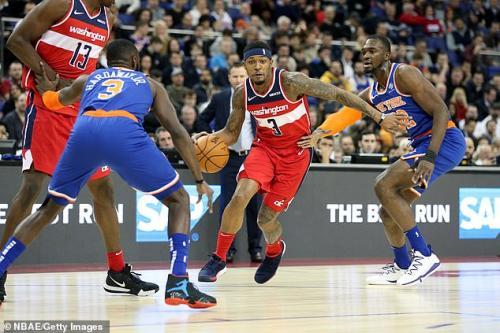 Laga di NBA