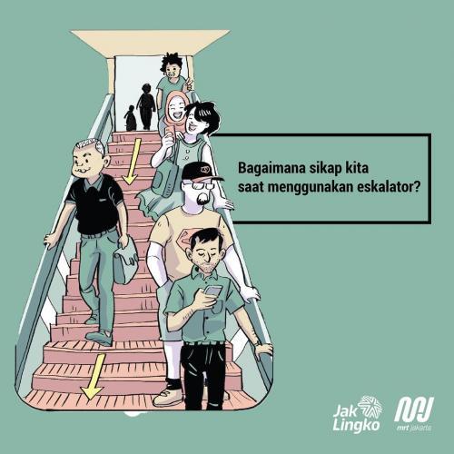 Penumpang MRT