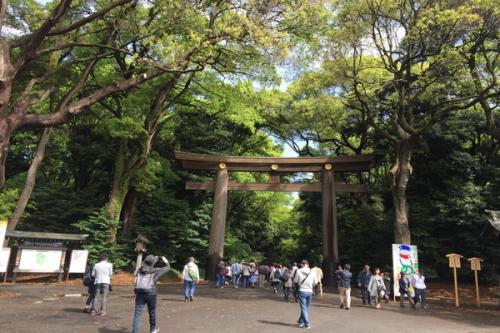 Tempat wisata gratis di Tokyo
