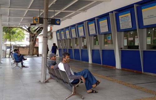 Terminal Purboyo Madiun Ditutup Imbas Psbb Di Surabaya Raya Okezone News