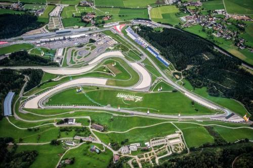 Sirkuit Red Bull Ring (Foto: MotoGP)