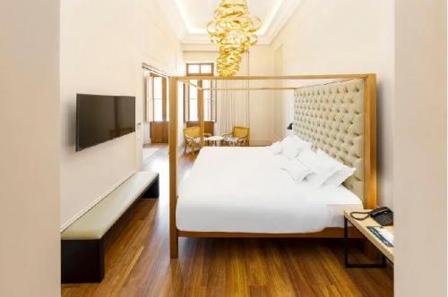 Kamar Ronaldinho di hotel Paraguay
