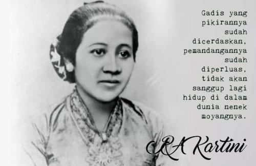 Selamat Hari Kartini Ini 10 Kutipan Inspiratif Dari Ra Kartini Okezone Lifestyle