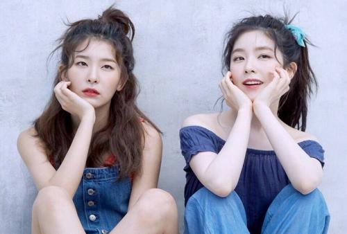 irene dan Seulgi