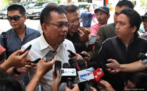Wakil Ketua DPRD DKI Jakarta Mohamad Taufik. (Foto: Okezone)