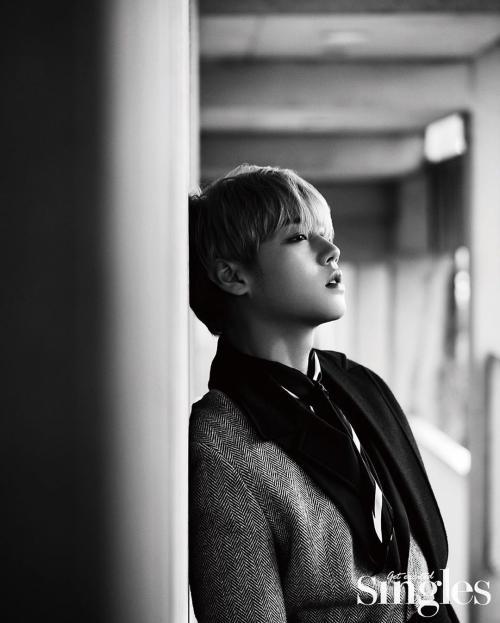 Park Ji Hoon. (Foto: Singles Magazine)