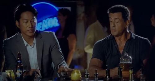 Sylvester Stallone di Film Bullet to the head