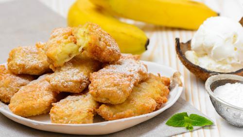 pisang krispi