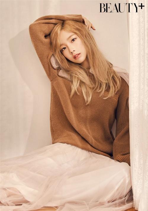 Taeyeon SNSD. (Foto: BEAUTY+)