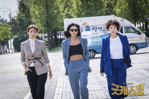 Drama Good Acting. (Foto: SBS)